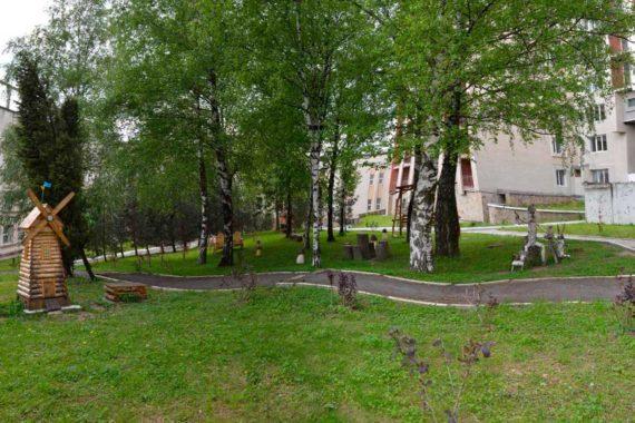 Санаторій Трускавецький (Військовий) - 05.jpg