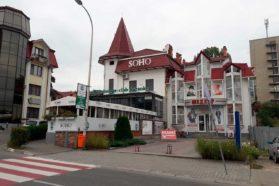 Ресторан Soho Terra в Трускавце