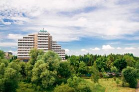 Sanatorium Moldova in Truskavets