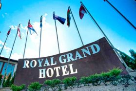 Royal hotels and Spa Resort
