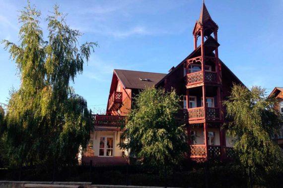 Hotel Nabi in Truskavets - 56752588.jpg