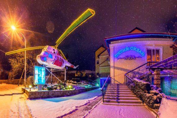 Hotel 5 Okean in Truskavets - 89335676.jpg
