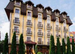 Готель Золота Корона