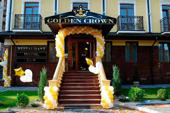 Отель Golden Crown - hotel7.jpg