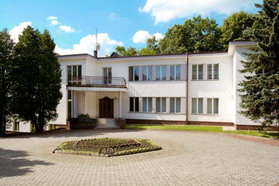 Санаторій Кришталевий Палац - korpus3.jpg