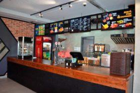 Ресторан Burger Club в Трускавце