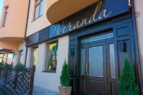 Ресторан Veranda в Трускавце
