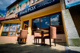 Ресторан Black Fox