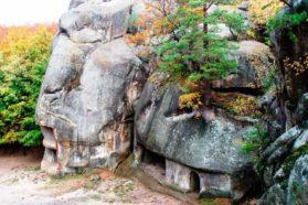Карпати – Скелі Довбуша