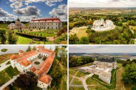 Castles of Lviv region
