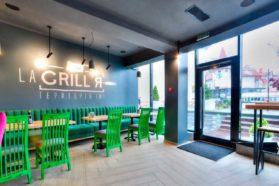 Ресторан La Grill'я