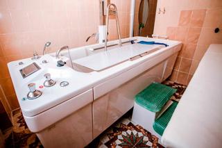 Мінеральні ванни санаторій Дніпро