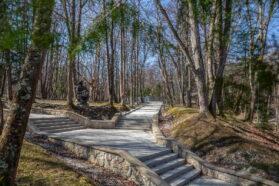 Курортний парк Адамівка