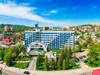 Hotels in Truskavets