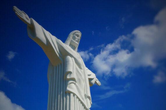 Статуя Христа Спасителя Трускавець