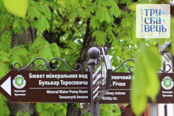 Теренкури Трускавця: інтерактивна мапа та опис теренкурів