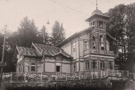 Saryusz Resort Villa