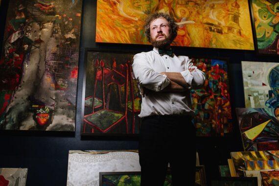 Галерея «Kopchak Art Gallery» - andriy-kopchak-artists-photo-08.jpg